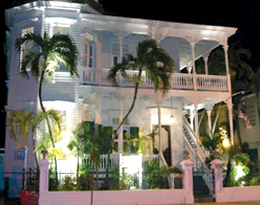 Key West Bed And Breakfast Artist House