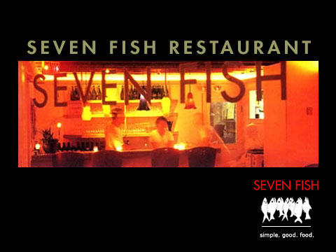 seven fish on keystv