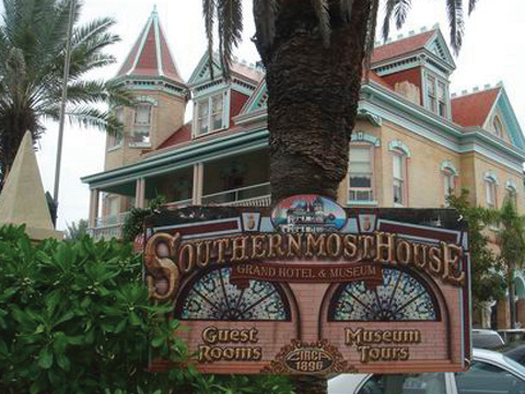 Southernmost House 1400 Duval St Key West Fl 33040 305 296 3141