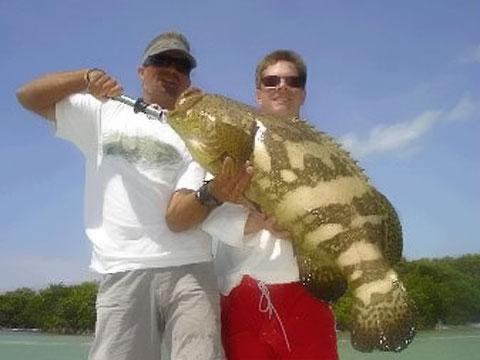 Florida Keys Flats Fishing Guide on KeysTV